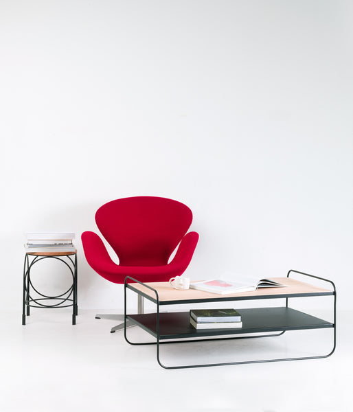 Curve Coffee Table - Redfox And Wilcox