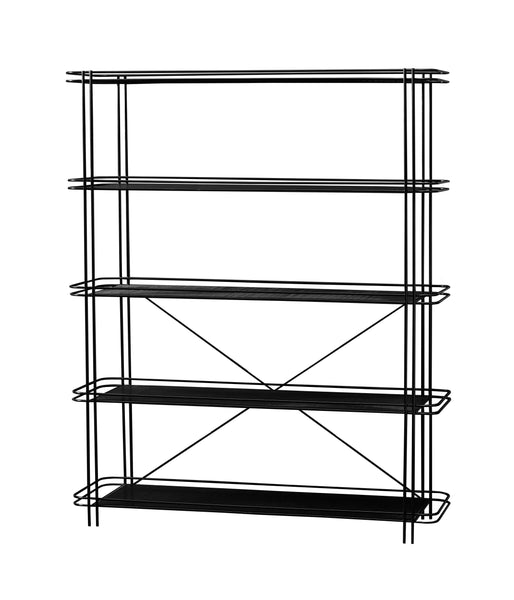 CURVE SHELVING - Redfox And Wilcox