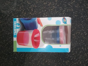 Children's non-spill paint cups