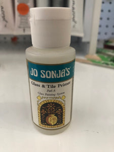 JoSonja's Glass & Tile Primer Part A