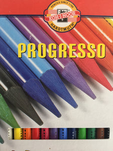 Progresso Pencils