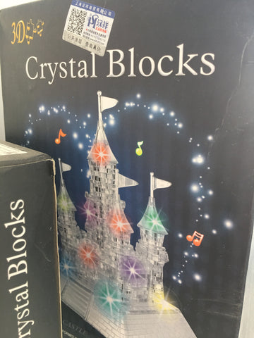 3D Crystal Castle