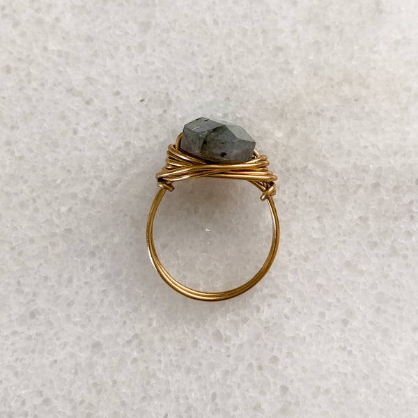 Labradorite | Ring