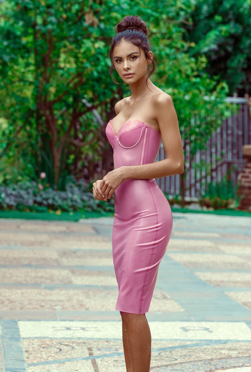 Barbie Latex Dress