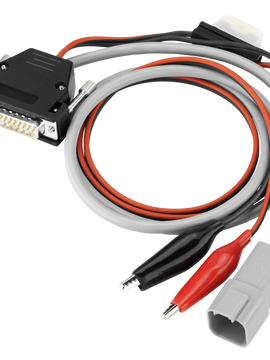 CB007 - AVDI cable for Bombardier diagnostic connector