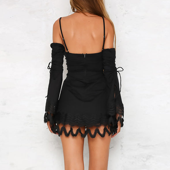 Eyes on me minidress - Bougie LV