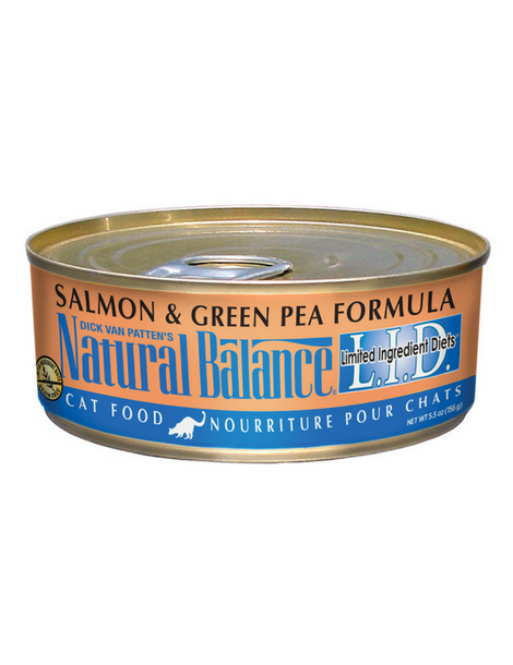 Dick van pattens natural balance cat food