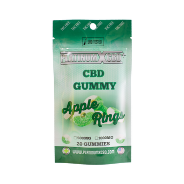 Platinum X CBD 15% Off CBD Gummies Coupon