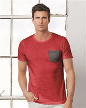 Load image into Gallery viewer, Jersey Pocket Tee