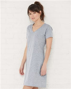 Women's V-Neck Fine Jersey Coverup avila-dreams.myshopify.com