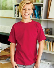 Load image into Gallery viewer, Nano-T® Youth Short Sleeve T-Shirt