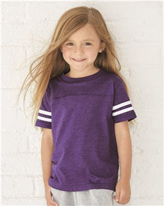 Toddler Football Fine Jersey Tee   Avila dream