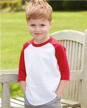 Toddler Three-Quarter Sleeve Baseball Jersey avila-dreams.myshopify.com
