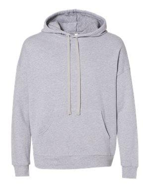 Unisex Sponge Fleece Drop Shoulder Hoodie