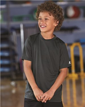 Youth Core Performance Short Sleeve T-Shirt