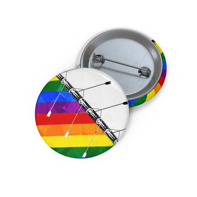 Pride Rowing Pin
