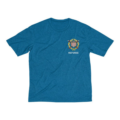 Referee Men's Heather Dri-Fit Tee