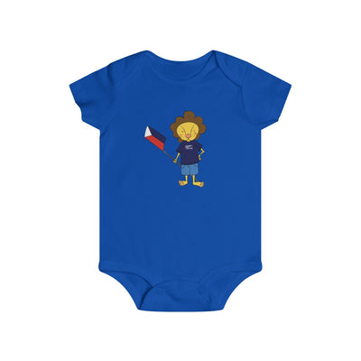 Bruce The Lion Infant Onesie
