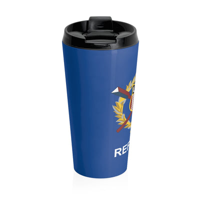 Referee Stainless Steel Travel Mug