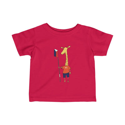 Shorty The Giraffe Infant Fine Jersey Tee