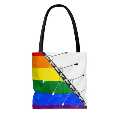 Rowing Pride Tote Bag