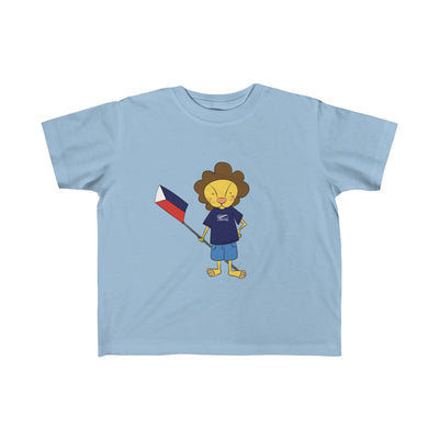 Bruce The Lion Kid's Fine Jersey Tee