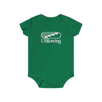 USRowing Infant Rip Snap Tee