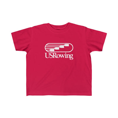 USRowing Kid's Fine Jersey Tee