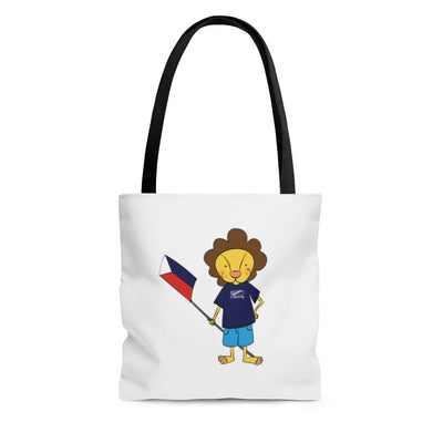 Bruce The Lion Tote Bag