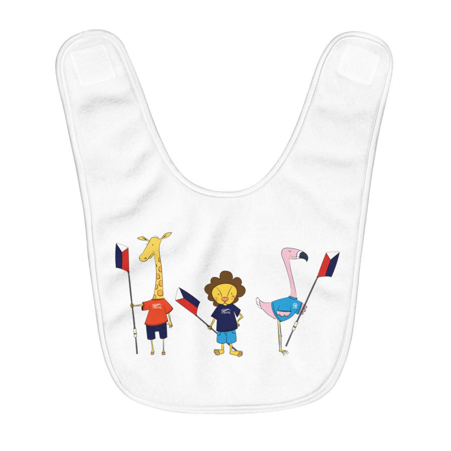 USRowing Team Baby Bib