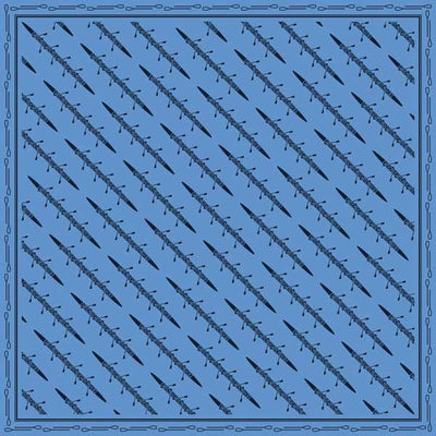 Racing Eights Bandana