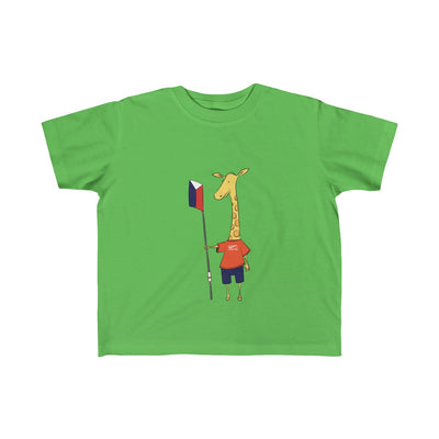 Shorty The Giraffe Kid's Fine Jersey Tee