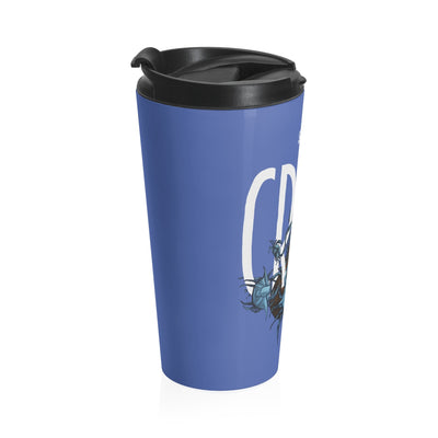 Don't Catch Crabs Travel Mug
