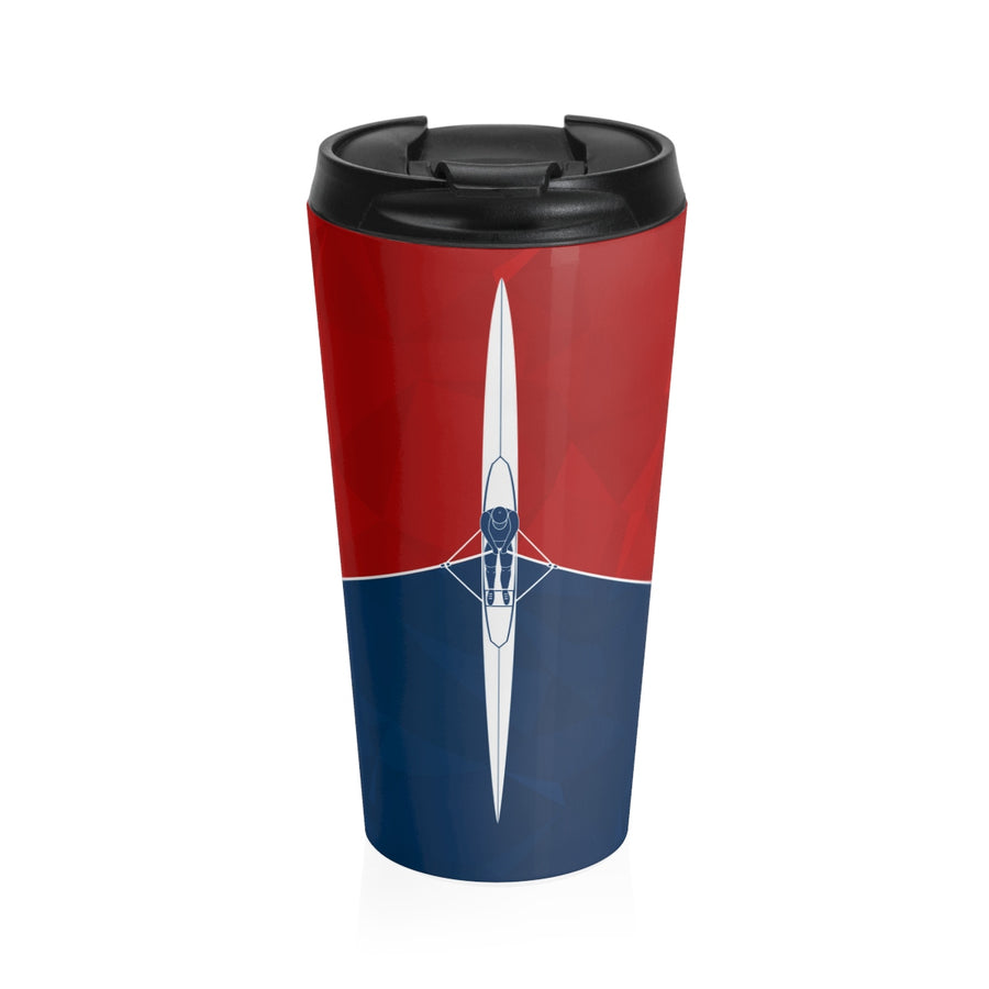 Single Stainless Steel Travel Mug
