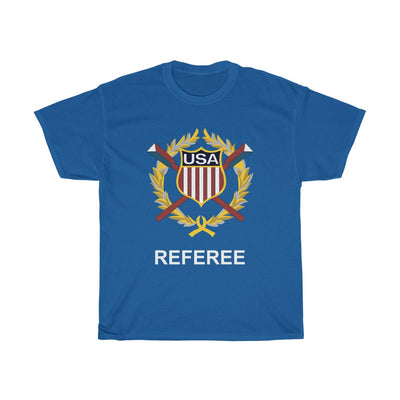 Referee Unisex Heavy Cotton Tee