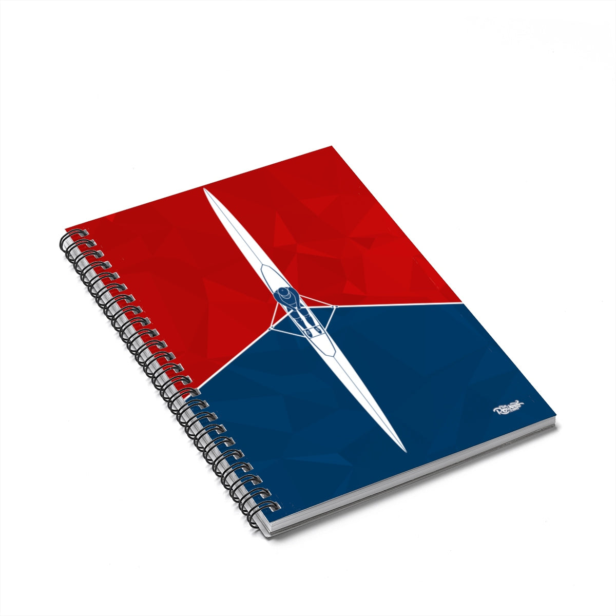 Single Spiral Notebook - Ruled Line - USRowing Store