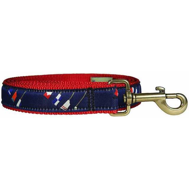 "Crew Blades 1.25"" Dog Leash"