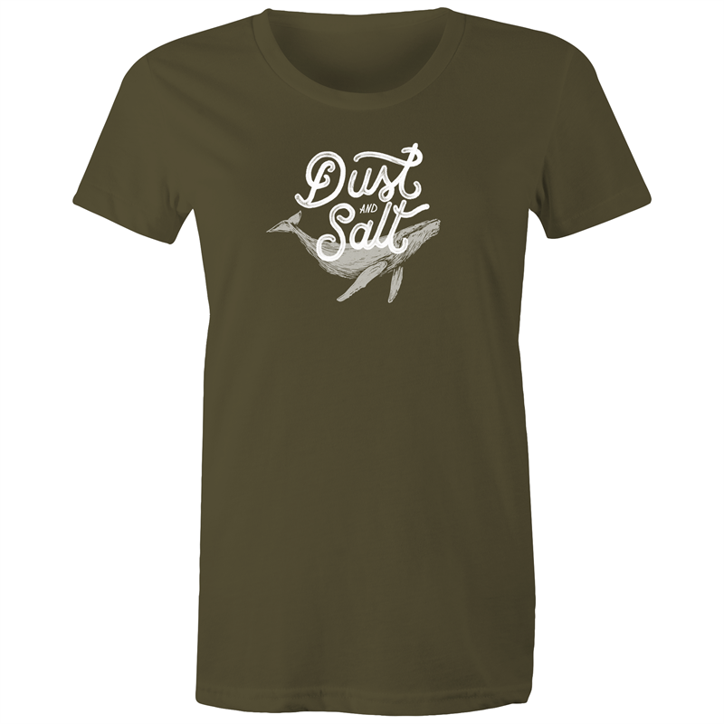 Dust & Salt Women's Tee