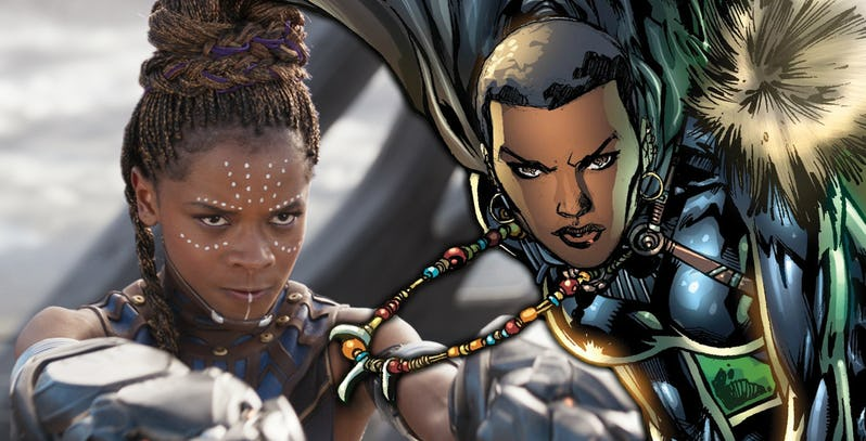 Letitia Wright Wants Shuri To Become The Black Panther