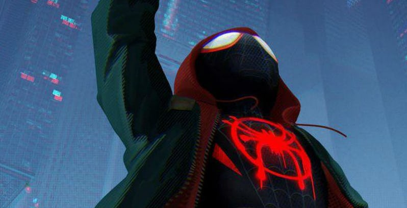 Spider-Man: Into the Spider-Verse Trailer One of Sony's Most Viral Ever
