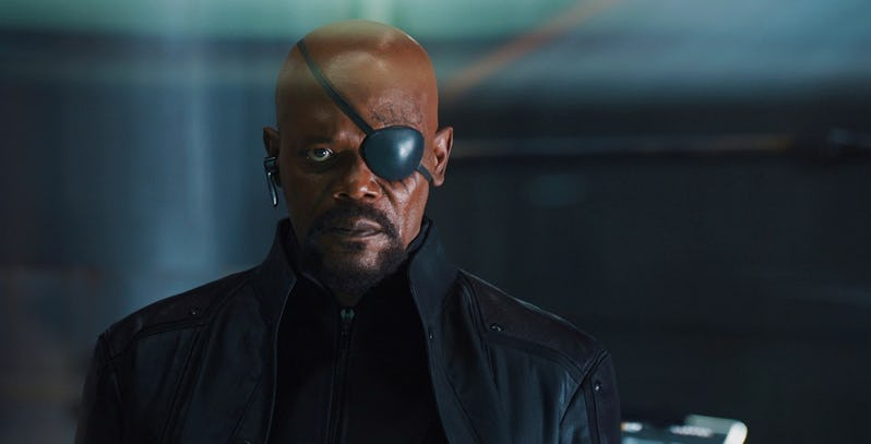 Samuel L. Jackson Wishes Nick Fury Was In Black Panther