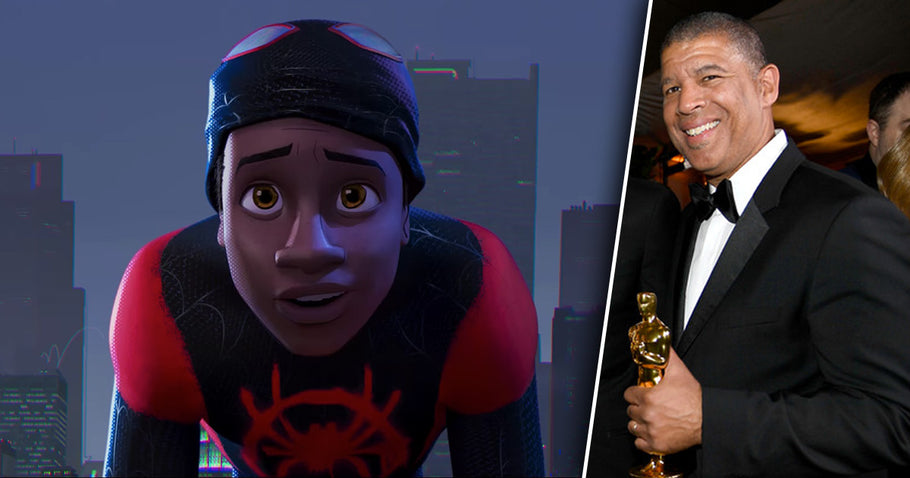 Peter Ramsey is First Black Director to Win Oscar for Best Animated Feature Film!