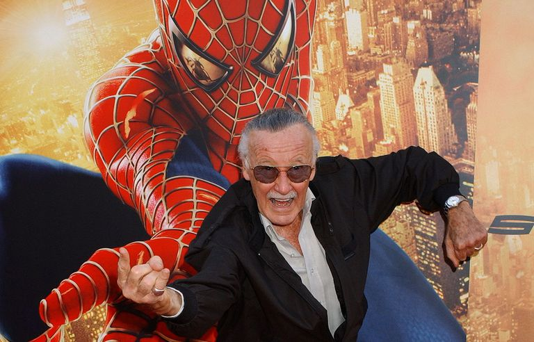 Comic book creator and Icon Stan Lee passes away