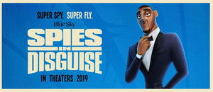 Spies in Disguise: Will Smith is a Super Pigeon Spy, Sorta