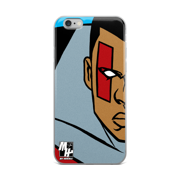 RED LINE (THE HAMMER) IPHONE CASE
