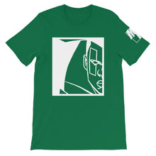 RED LINE (OUTLINE) T-Shirt