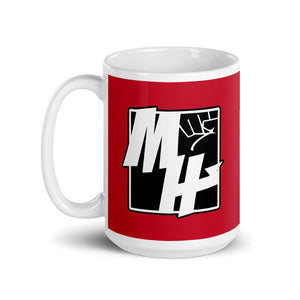 MY HEROES COME IN BLACK (Mug)