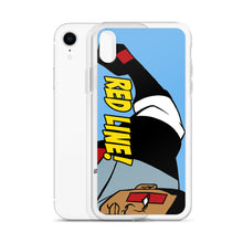 RED LINE (THE HAMMER) #2 IPHONE CASE