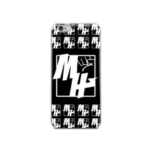 MY HEROES LOGO (WALL PAPER) IPHONE CASE