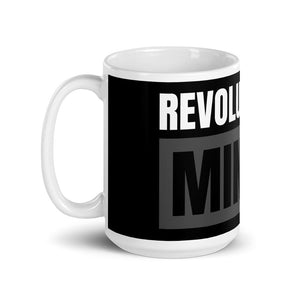 REVOLUTIONARY MINDED Mug